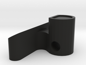 SR-PDW-P3 replacement stock button (for SRU PDW Gl in Black Natural Versatile Plastic