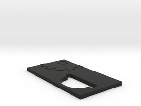 V3 Door 20700 in Black Natural Versatile Plastic
