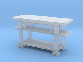 Miniature Boynton Hall Table - Cassina in Smooth Fine Detail Plastic: 1:12