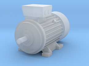 E-motor Size 5 in Smooth Fine Detail Plastic