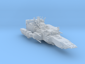 Robotech Macross  SDF-1 in Smooth Fine Detail Plastic