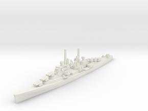 US Atlanta-class Cruiser in White Natural Versatile Plastic