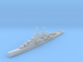 US Atlanta-class Cruiser in Smooth Fine Detail Plastic