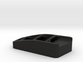 Hood Vent Pass for Vanquish Products Ripper in Black Premium Versatile Plastic