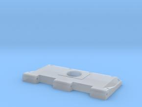 Widerlager Lüftergitter, links, offen in Smooth Fine Detail Plastic