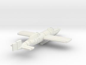 (1:144) Reichenberg Re 2 (Fi-103) in White Natural Versatile Plastic