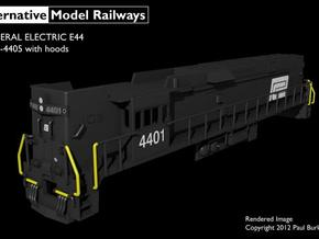 NE4406 N scale E44 loco - 4401-05 with hoods in Smooth Fine Detail Plastic