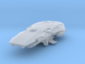 Mallet Type Dropship/Gunship in Smooth Fine Detail Plastic