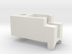 vsr10 base connector in White Natural Versatile Plastic