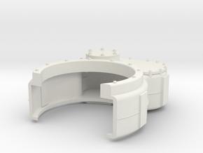 Artouste_gearbox_14_Jaka6000-carter in White Natural Versatile Plastic