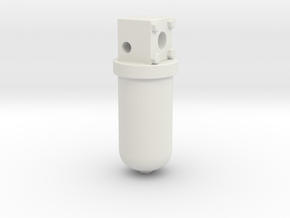 oil_filter_14 for Artouste Jakadofsky 6000 Gearbox in White Natural Versatile Plastic
