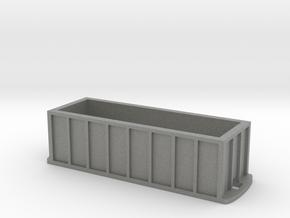 Ortner Aggregate Car in Gray Professional Plastic