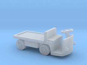 N Scale Electric Cart in Smooth Fine Detail Plastic