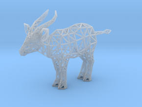Bongo (adult) in Smooth Fine Detail Plastic
