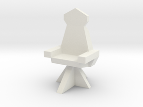 autobot shuttle chair in White Natural Versatile Plastic