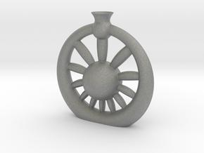 Vase 5454 in Gray PA12