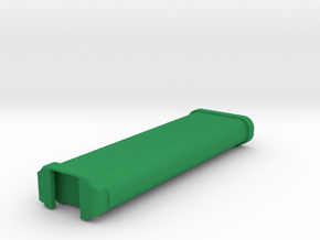 """NEODiVR """"CLiPi"""" Handle (3 of 3) in Green Processed Versatile Plastic"""