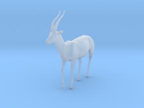 Thomson's Gazelle 1:16 Walking Male in Smooth Fine Detail Plastic