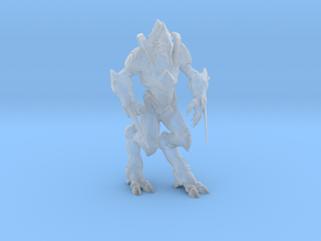 Starcraft Protoss Zealot in Smooth Fine Detail Plastic