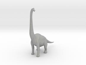 Brachiosaurus in Aluminum