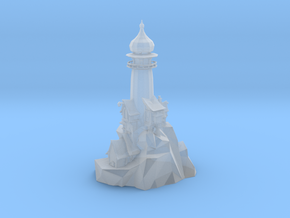 Gilneas Lighthouse in Smooth Fine Detail Plastic