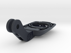 High/Low Mounts for Wahoo, Pioneer, on BMC/Trek in Black PA12: Medium