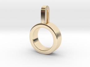 Simply in 14k Gold Plated Brass