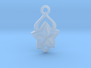 Star Guardian - Lux (Charm) in Smoothest Fine Detail Plastic