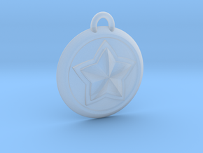 Star Guardian - Poppy (Charm) in Smoothest Fine Detail Plastic