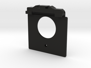"NEODiVR ""poKet"" Adjustable Phone Bracket (1 of 3) in Black Natural Versatile Plastic"