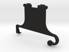 "NEODiVR ""poKet"" Alternate R arm for the ""Stealth""  in Black Natural Versatile Plastic"