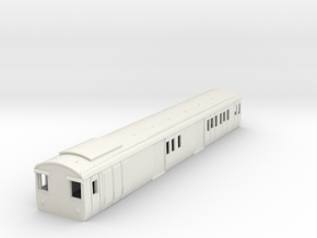 o-76-gec-baggage-57ft-coach-1 in White Natural Versatile Plastic