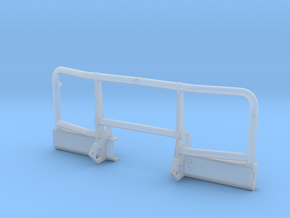 1/35 AUSTRALIAN ARMY LAND ROVER 4x4 RFSV W/WINCH in Smoothest Fine Detail Plastic: 1:35