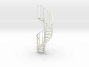 s-35-spiral-stairs-market-lh-1a in White Natural Versatile Plastic