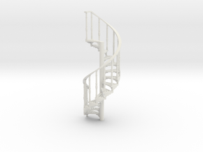 s-55-spiral-stairs-market-lh-1a in White Natural Versatile Plastic