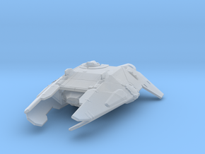 Imperial gunship in Smooth Fine Detail Plastic
