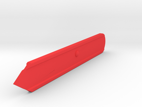 Signal Semaphore Blade (Arrow) 1:19 scale in Red Processed Versatile Plastic