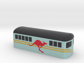 Kangaroo Motorcar in Natural Full Color Sandstone