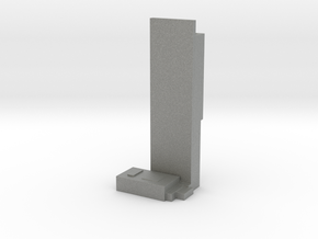 Beetham Tower - Manchaster (1:4000) in Gray PA12