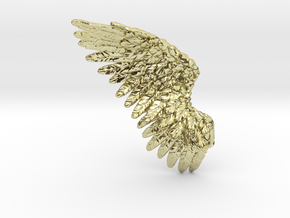 Awakening in 18k Gold Plated Brass