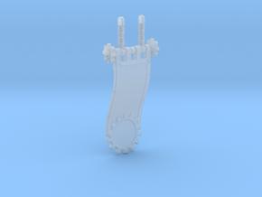 Knight Banner 4.0 in Smoothest Fine Detail Plastic