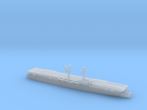 1/2400 Scale Saipan Class Aircraft Carrier in Smooth Fine Detail Plastic