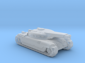 Dune 2 Siege Tank in high detail in Smooth Fine Detail Plastic