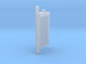Hartelius radiator in Smooth Fine Detail Plastic: 1:13