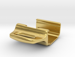 Handle CGH in Polished Brass