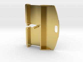 Handle Hunter Douglas 18 in Polished Brass