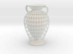 Vase 10233 (downloadable) in Matte Full Color Sandstone