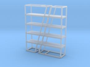Miniature Rack Horizon R-1 in Smooth Fine Detail Plastic: 1:12