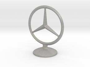 Mercedes Benz Socket in Aluminum