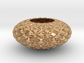 Bowl 1435 in Natural Bronze